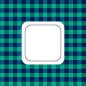 Pozadí pestré zelené a modré — Stock vektor