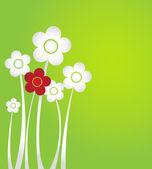 纸花 — 图库照片