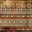African vintage background — Stock Photo #32529307