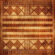 African vintage background — Stock Photo