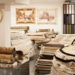 Interior of the carpet shop — Stock Photo #30991863