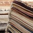 Interior of the carpet shop — Stock Photo #30991889