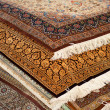 Interior of the carpet shop — Stock Photo #30991901