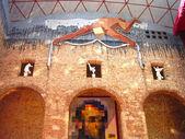 Interior del Museo Dalí — Foto de Stock
