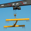 Boat lift crane — Stock Photo #30952881