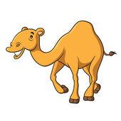 Camel Cartoon — Stockvektor