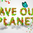 Save Our Planet — Stock Photo #47941063
