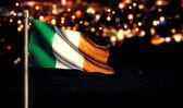 Ireland National Flag — Stock Photo