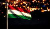 Hungary National Flag — Stock Photo