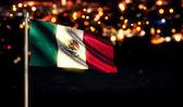 Mexico National Flag — Stock Photo