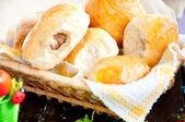 хлебобулочные изделия, торты — Стоковое фото