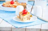 Berry pies — Stock Photo