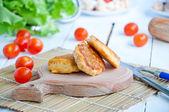 Croquetas de verduras — Foto de Stock
