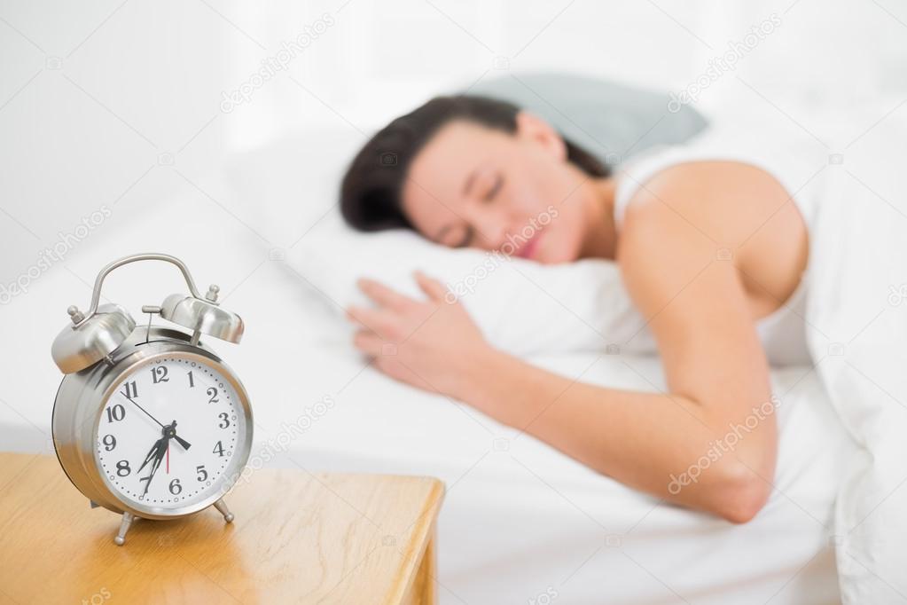 Секс с будильником