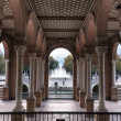 Plaza of Spain in Seville — Stock Photo