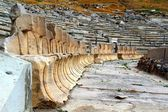 Old Delphi Acropolis Athens Temples — Stock Photo