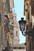 City of Valencia, Spain — Stockfoto