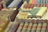 Books and Bookshelfs — Stock Photo
