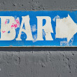 Coffee Bar Symbols — Foto de Stock