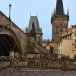 Stock Photo: Charles bridge in Prague, Czech republic