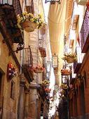 Sevilla, i̇spanya sokaklarında — Stok fotoğraf