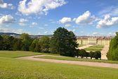 Zahrada schonbrunn palace v wien, rakousko — Stock fotografie