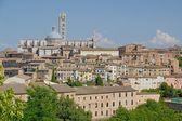 Tuscany city — Stock Photo