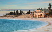 Cottesloe Beach — Stock fotografie