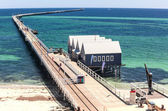 Busselton Jetty — Foto de Stock