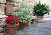 St Paul de Vence in Provence — Stock Photo
