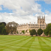 Oxford University College Buildings — Stock Photo