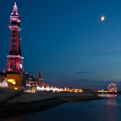 Blackpool — Stock fotografie