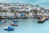 Brixham — Stock Photo