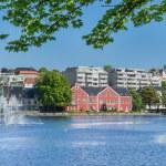 Stavanger city centre — Stock Photo #47927055