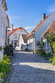 Stavanger Old Town — Stock Photo