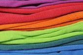 Colorful Laundry — Stock Photo