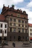 City hall in Pilsen — Stock Photo