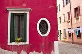 Burano, Venice, Italy — Stock Photo