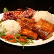 Fish plate — Stock Photo #30672023