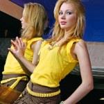 Fashion reflection — Stock Photo #30671277
