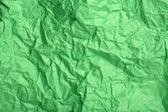 Papírové pozadí zelené — Stock fotografie