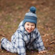 Stock Photo: Outdoor fun in early spring