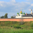 City Suzdal. — Stock Photo