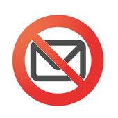 Forbidden signal — Vecteur
