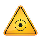Danger signal — Stock Vector