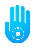 Hand icon — Stock Vector