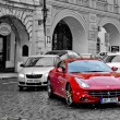 Постер, плакат: Follow Ferrari