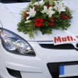 Bridal car — Stock Photo