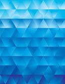 Abstraktní vzor a modré pozadí návrhu — Stock vektor