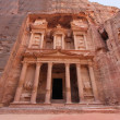 Tempio a Petra — Stock Photo